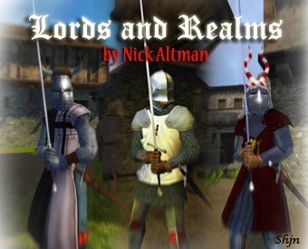 "MOD: ""Lords and Realms"" (1.508)"