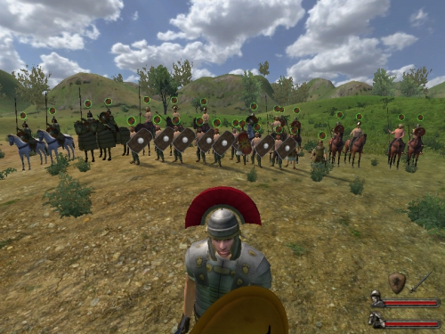 MOD Cursus Honorum: An early Rome Mod
