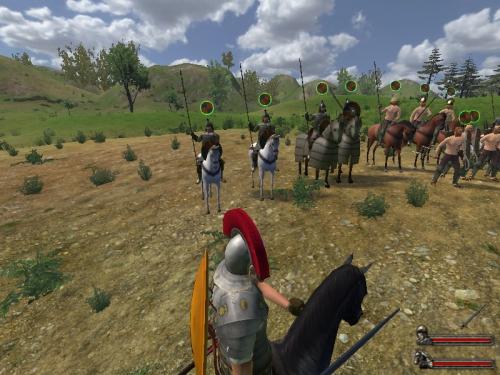 MOD Cursus Honorum: An early Rome Mod