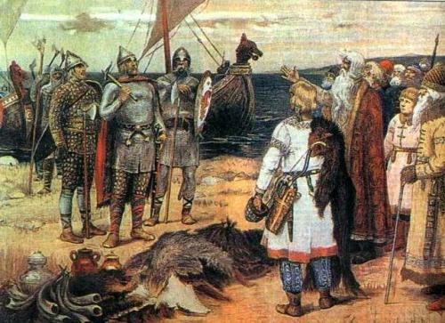Легенда о царе Иване