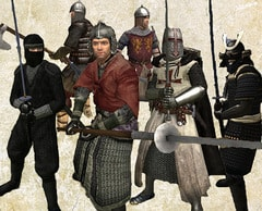 Mount And Blade Warband скачать мод Ad 1200 - фото 4