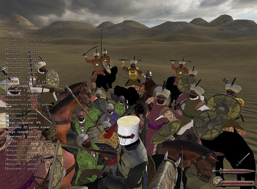 Mount And Blade Warband скачать мод Ad 1200 - фото 6