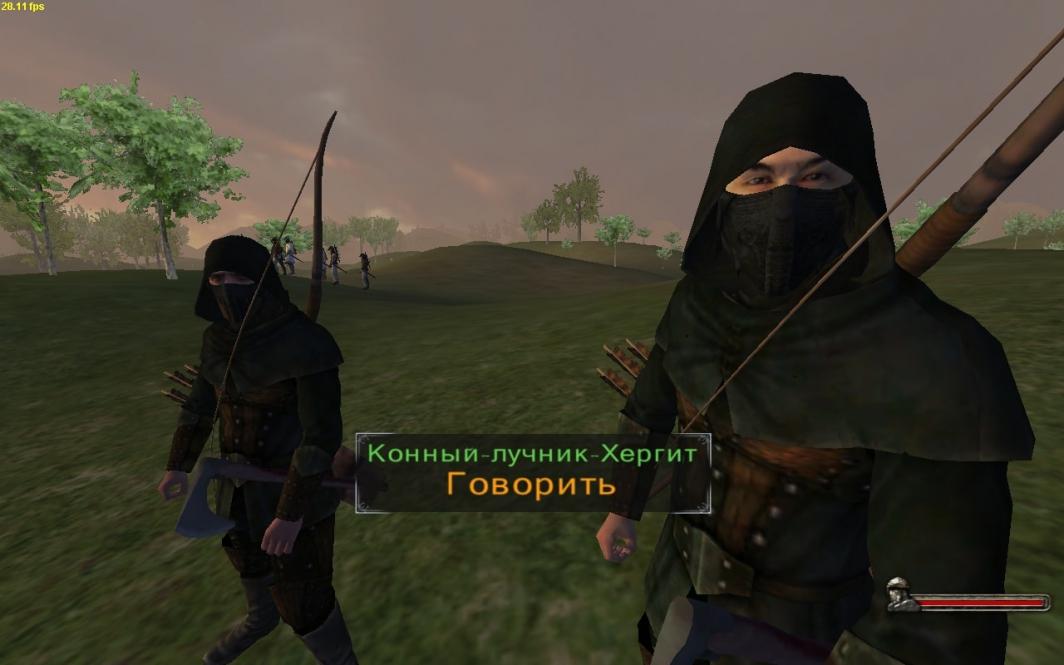 прохождение игры mount and blade warband видео