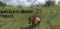 RALLIX'S TROOP TREES (SIMPLIFIED TROOPS)