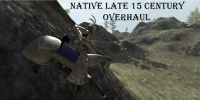 NATIVE LATE 15 CENTURY OVERHAUL