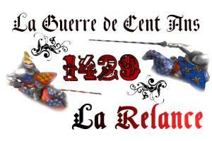 MOD 1429 La Guerre de Cent Ans - La Relance