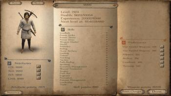 MOD 9999 MAN ITEMS