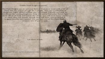 MOD Calradia Total War