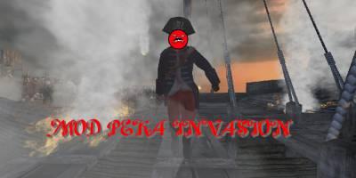 MOD Peka Invasion