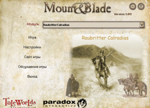 MOD Raubritter Calradias
