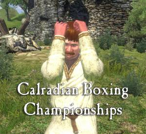 MOD CALRADIAN BOXING CHAMPIONSHIPS