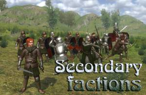MOD Secondary Factions