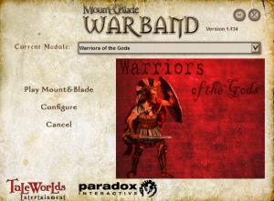 MOD Warriors of the Gods