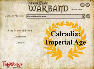MOD Calradia Imperial Age