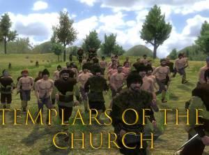 MOD Templars of the Church