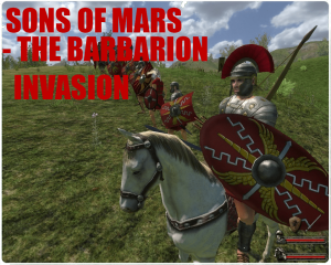 MOD Sons of Mars - The Barbarion Invasion