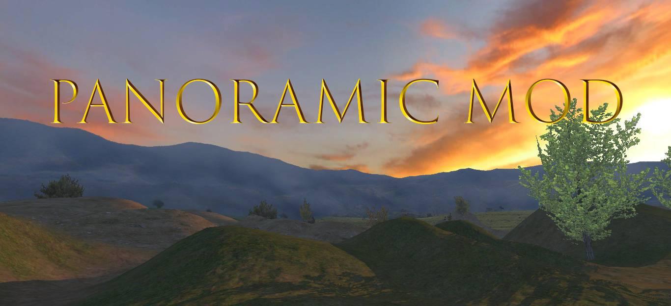 MOD Panoramic Mod