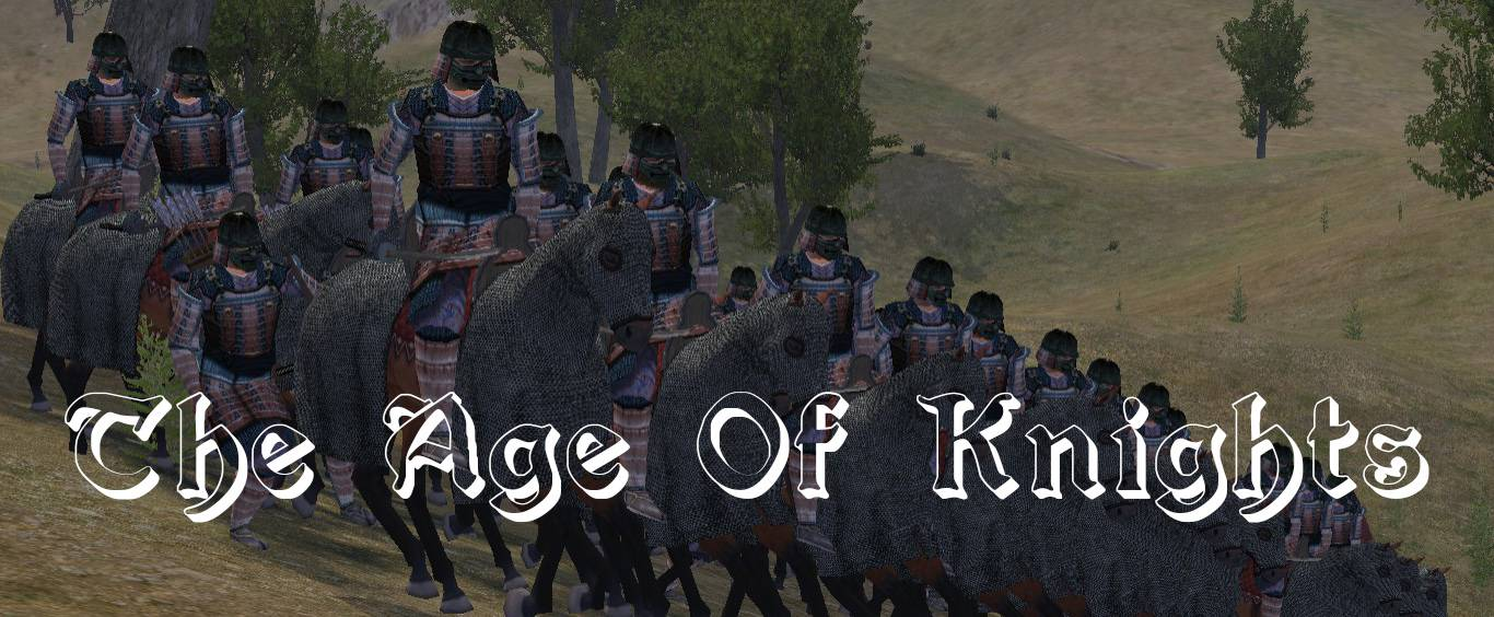 MOD The Age Of Knights