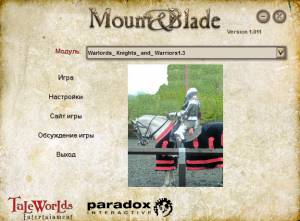 MOD The Age of Warlords Knights and Warriors