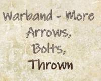 MOD Warband - More Arrows, Bolts, Thrown