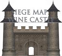 MOD Siege map: Wine castle