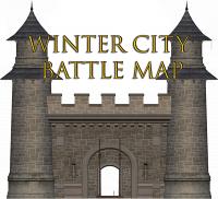MOD Winter City Battle Map