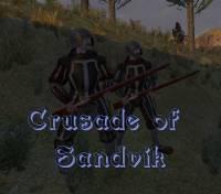 MOD Crusade of Sandvik