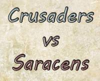 MOD Crusaders vs Saracens (только MP)
