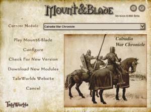 MOD Calradia War Chronicle