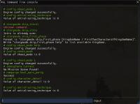 MOD Developer Console