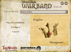 MOD Kingdom Management