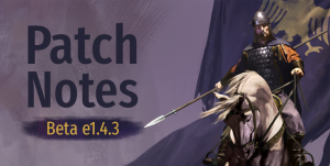 Beta Patch e1.4.3