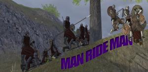 MOD man-ride-man