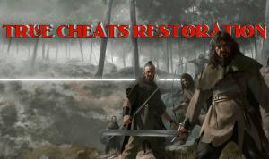 MOD True Cheats Restoration