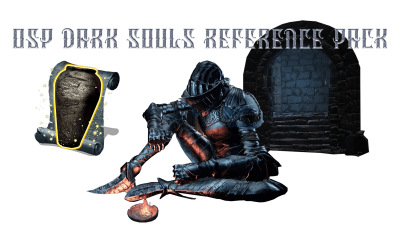 OSP Dark Souls Reference Pack
