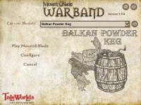 MOD Balkan Powder Keg